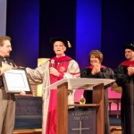 Rev. Dr. Frederick Gorini receives Doctor of Divinity